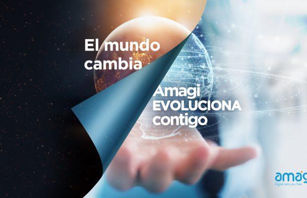 Amagi Group estrena nueva imagen con un portafolio potenciado